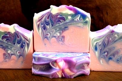 ピンク紫ハンガー11月 020の404